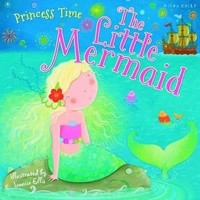 Vezi produsul Princess Time the Little Mermaid in magazinul biabooks.ro