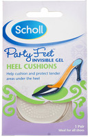 Vezi produsul Scholl Party Feet Heel Cushions in magazinul spiterie.ro