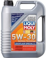 Vezi produsul Ulei motor LIQUI MOLY LEICHTFAUL SPECIAL LL 5W-30 5L in magazinul piese-autonext.ro