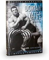 "Vezi produsul Carte autobiografic? Dorian Yates ""From The Shadow"" in magazinul dynutrition.ro"