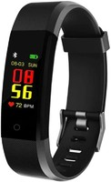 "Vezi produsul Bratara Smart Fitness Techstar¬ģ ID115 Plus Fitness, 0,95"""" OLED, BT4.0, Waterproof IP65, Negru in magazinul techstar.ro"