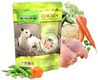 Vezi produsul Natures Menu Dog Adult Chicken, 300 g in magazinul petmart.ro