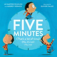 Vezi produsul Five Minutes : (That's a Lot of Time) (No, It's Not) (Yes, It Is) in magazinul biabooks.ro