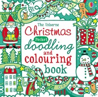 Vezi produsul Christmas pocket doodling and colouring book in magazinul biabooks.ro