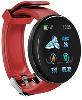 Vezi produsul Bratara Fitness Smartband Techstar¬ģ D18 Waterproof IP65, Incarcare USB, Bluetooth 4.0, Display Touch Color OLED, Rosu in magazinul techstar.ro