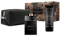 Vezi produsul BVLGARI MAN IN BLACK EDP 100 ML + AFTER SHAVE BALSAM 100 ML + GEANTA SET in magazinul 1001cosmetice.ro