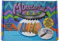 Vezi produsul Set creativ Rainbow Loom Monster Tail in magazinul pickaboo.ro