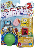 Vezi produsul Set 5 figurine BotBots Transformers S2 Backpack Bunch, E4145 in magazinul noriel.ro
