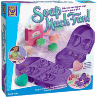 Vezi produsul Set creativ forme de sapun Soap Much Fun Creative, 2 matrite, 4 forme in magazinul shopu.ro