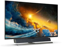 Vezi produsul Monitor LED Ambiglow Philips 558M1RY/00 55 inch Ultra HD VA 4ms Black in magazinul librariaroua.ro