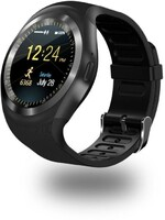 Vezi produsul Smartwatch Bluetooth 4.0, touchscreen LCD 1.54 inch, 16 functii, Android/iOS in magazinul cartuseria.ro