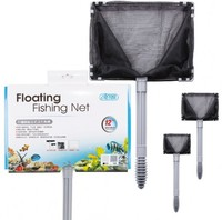 "Vezi produsul Stainless Floating Fishing Net, 10""/25x18 cm, ISTA I-895, Fine Mesh in magazinul petmagia.ro"