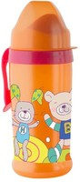 Vezi produsul Pahar varf moale Rotho-babydesign 360ml 12L+ CoolFriends Rasberry in magazinul pickaboo.ro