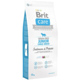Vezi produsul BRIT Care Grain-Free Junior Large Breed Salmon & Potato 3 kg in magazinul fera.ro