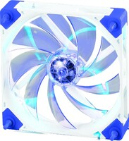 Vezi produsul Ventilator SF-F101 blue LED fan 120mm 12V in magazinul sogest.ro