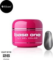 Vezi produsul Gel color Base One 5g Cat Eye Puma *26 in magazinul lila-rossa.ro