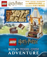 Vezi produsul LEGO Harry Potter Build Your Own Adventure : With LEGO Harry Potter Minifigure and Exclusive Model in magazinul biabooks.ro