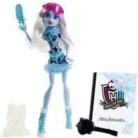 Vezi produsul Papusa Monster High Abbey Bominable Art Class in magazinul fantasiatoys.ro