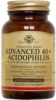 Vezi produsul Probiotic Advanced 40+ Acidophilus (Acidophilus Avansat) 60 capsule, Solgar, natural in magazinul republicabio.ro