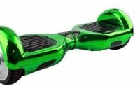Vezi produsul Hoverboard Koowheel S36 Green Chrome 6 5 inch in magazinul alecoair.ro