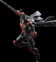 Vezi produsul Play Arts Kai Action Figure: Batman Arkham Origins - Robin in magazinul redgoblin.ro