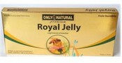 Vezi produsul ROYAL JELLY 10FL*10ML (ON) ONLY NATURAL in magazinul naturmix.ro