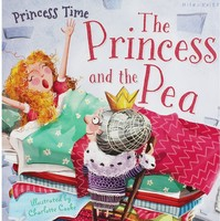 Vezi produsul Princess Time The Princess and the Pea in magazinul biabooks.ro