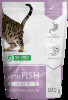 Vezi produsul Natures Protection Cat Intestinal Health With Fish 100 G in magazinul animalulfericit.ro