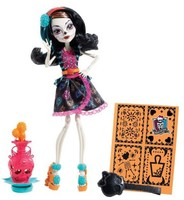 Vezi produsul Papusa Monster High Skelita Calaveras Art Class in magazinul fantasiatoys.ro