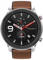 Vezi produsul Ceas Smartwatch Amazfit GTR 47mm Stainless steel in magazinul geekmall.ro