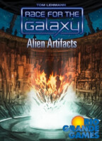 Vezi produsul Race for the Galaxy: Alien Artifacts in magazinul redgoblin.ro
