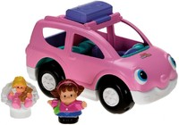 Vezi produsul Masina SUV muzicala Fisher Price Little People in magazinul all4baby.ro