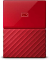 "Vezi produsul Hdd Extern 1TB WD 2.5"" MY PASSPORT RED in magazinul librariaroua.ro"