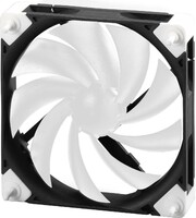Vezi produsul Ventilator SF-F101 white LED fan 120mm 12V in magazinul sogest.ro