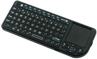 Vezi produsul Mini tastatura wireless Smart TV, PC, tableta, Xbox 360, PS3, cu touchpad Rii X1 in magazinul cartuseria.ro