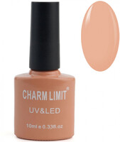 Vezi produsul Oja semipermanenta CHARM LIMIT Gel Polish UV LED, Nuanta 02 Cookies, 10 ml in magazinul produsecosmetice.ro