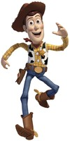 Vezi produsul Sticker gigant WOODY - TOY STORY | 63,5 x 127 cm in magazinul ka-international.ro