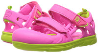 Vezi produsul Incaltaminte Fete Stride Rite Made 2 Play Phibian Sandal (Toddler) Pink in magazinul mycloset.ro