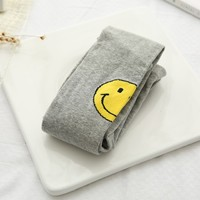 Vezi produsul Dres gri din bumbac - Smiley in magazinul superbebeshop.ro