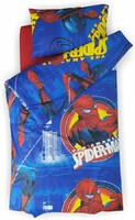 Vezi produsul Lenjerie pat copii Spider Man 2-12 ani in magazinul finday.ro