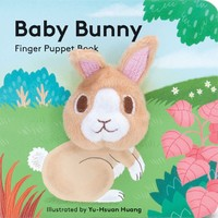 Vezi produsul Baby Bunny: Finger Puppet Book in magazinul biabooks.ro