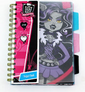 Vezi produsul Monster High¬ģ Caiet Multicolor in magazinul hainedecopii.ro