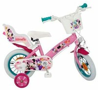 Vezi produsul Bicicleta 12 Mickey Mouse Club House, fete in magazinul ookee.ro