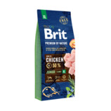 Vezi produsul BRIT Premium By Nature Junior Extra Large XL 15 kg in magazinul fera.ro