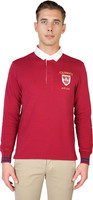 Vezi produsul Oxford University Queens-Polo-Ml RED in magazinul b-mall.ro