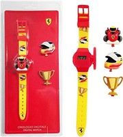 Vezi produsul Ceas Junior FERRARI Model KID KIT - INTERCHANGEABLE TOP 810001 in magazinul iconicul.ro