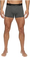 Vezi produsul Dolce & Gabbana Grey Stripes Stretch Cotton Regular Boxer Dark Grey in magazinul b-mall.ro