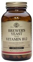 Vezi produsul Brewers Yeast 500mg tabs 250s (Drojdie de bere) in magazinul plantum.ro