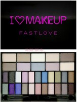 Vezi produsul MAKEUP REVOLUTION LONDON I LOVE MAKEUP FASTLOVE PALETA FARDURI in magazinul 1001cosmetice.ro