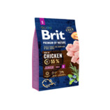 Vezi produsul BRIT Premium By Nature Junior Small S 3 kg in magazinul fera.ro